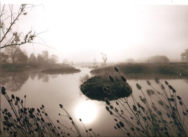 Early morning at Pavyott Mill by carpmanstu