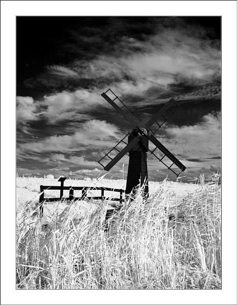 Tiny Windmill by conrad
