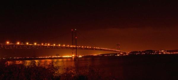 Forth Road Bridge by danmclean