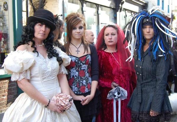 Goths by leginR