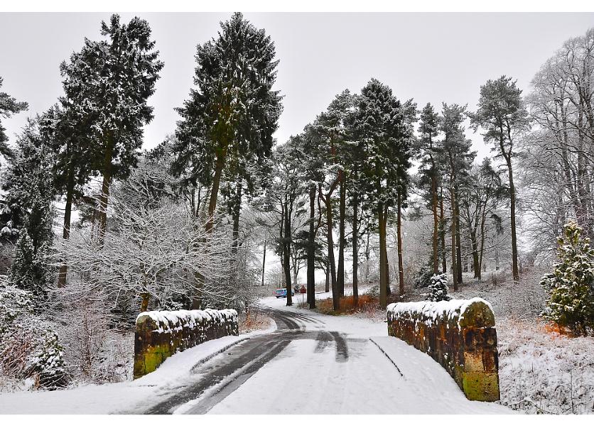 Colzium Estate, Kilsyth, Scotland