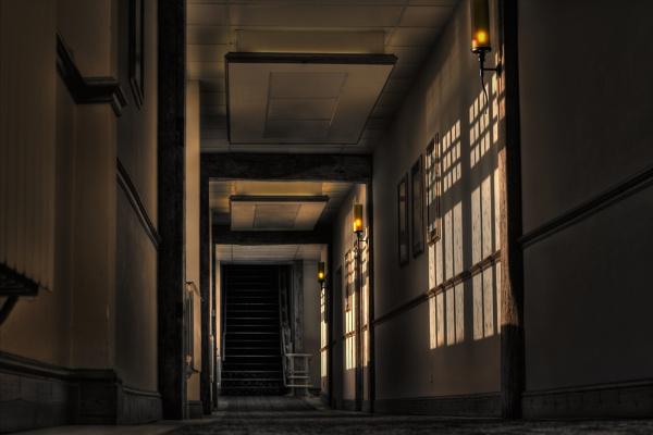 Hallway by Jonny5874
