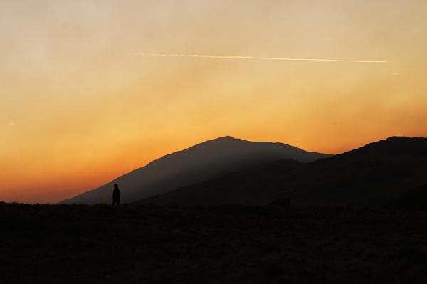 Snowdonia sunrise by alianar