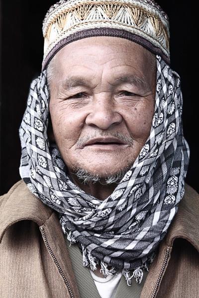 Old Muslim by Ezo
