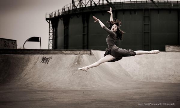 Urban Ballet 7 by Gp350