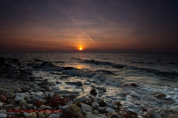 Norfolk Sunset by PaulThetfordPhotography