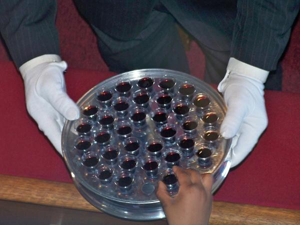 Communion Wine by SLSmith11070