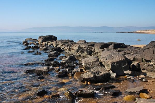 Blackwaterfoot Isle Of Arran by iainglennie