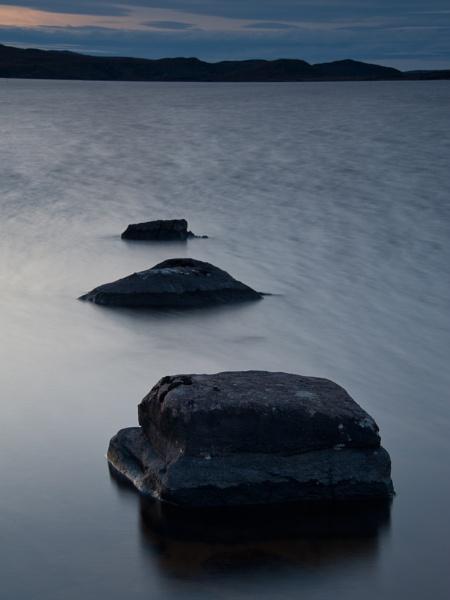 Loch Bad a Ghaill by mickp