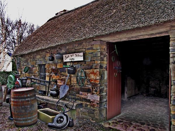 Kerry Bog Village by gingerdelight