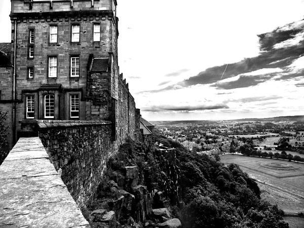 Stirling Castle by danmclean