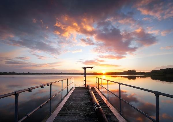 Reservoir Sunrise.