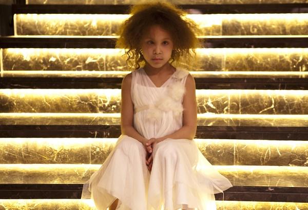 Golden Child in Thailand by candywest