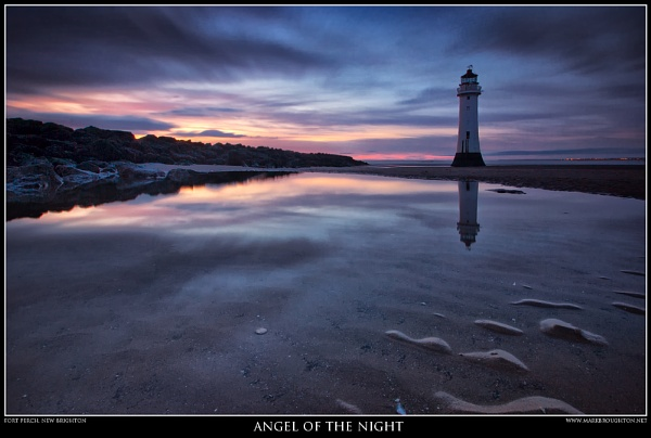 Angel Of The Night by MarkBroughton