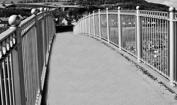 foot bridge by williamsloan