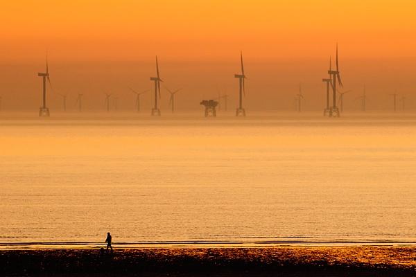 A stroll along the beach by Martyn_U