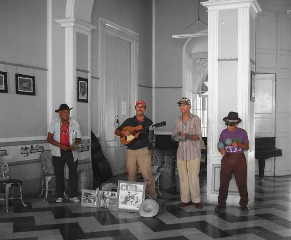 Cuban Quartet by TonyDy