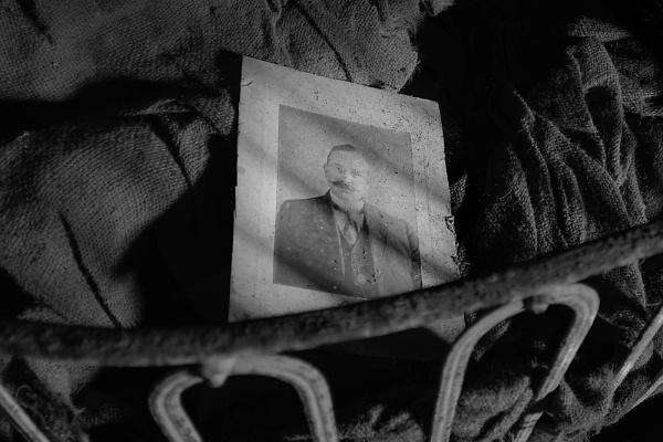 Man in a Cradle by Jonny5874