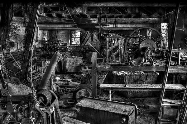 The Old Mill by Jonny5874