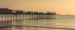 Paignton Pier Sunrise