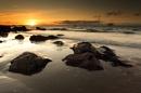 Ayrshire coast Sunset
