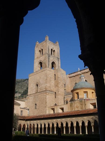 Monreale ,Sicily by Gilbrae