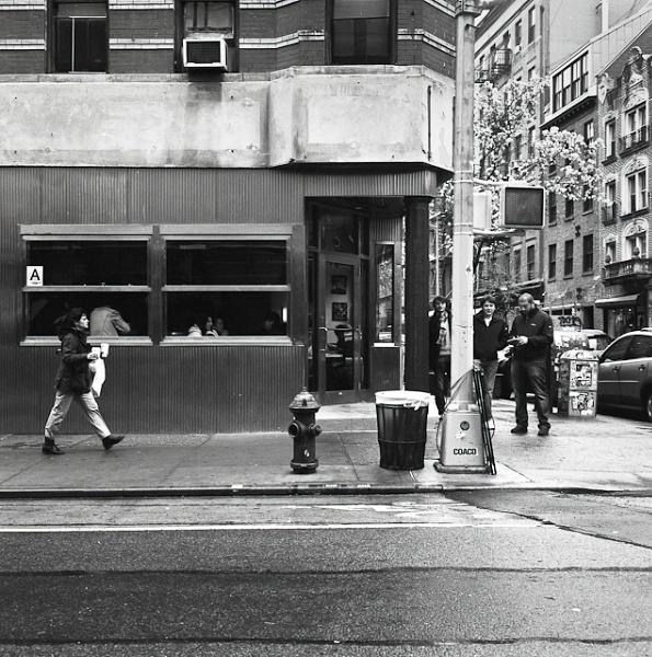 Prince St. New York by JE