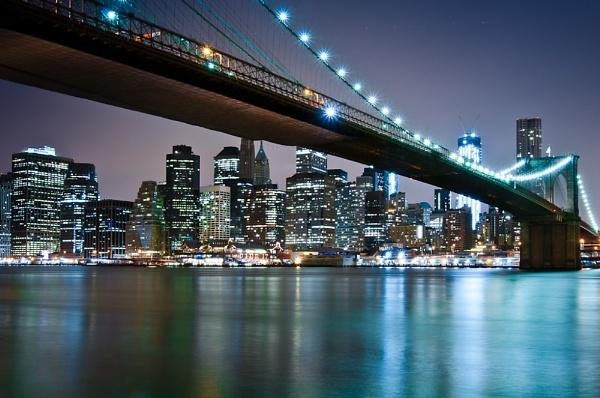 New York, New York by JE