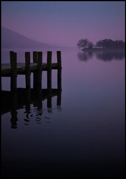 Coniston Twilight. by Niknut