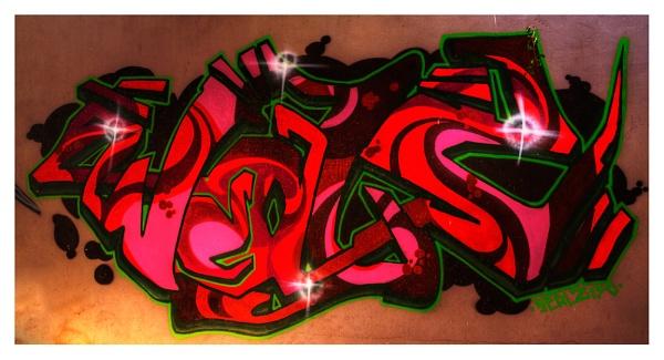 Street Graffiti by devlin