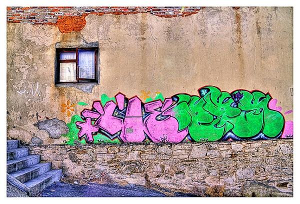 Street Grafiti by devlin