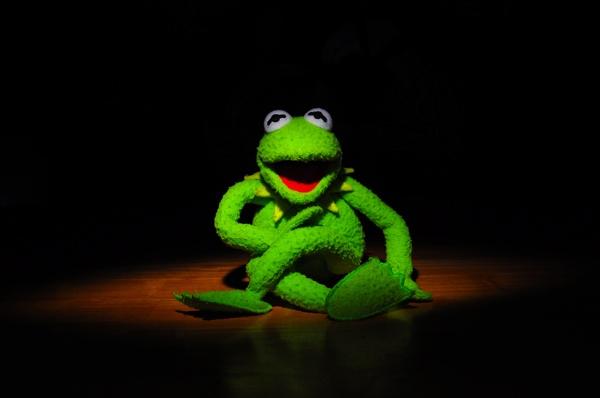 Kermit by Gertmint