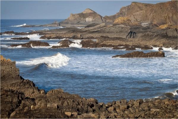 Hartland Bay by marktc
