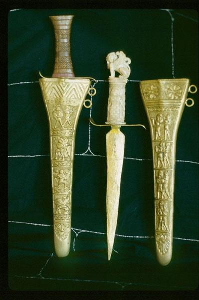 Mythos: Greecian Swords. by Carlkuntze