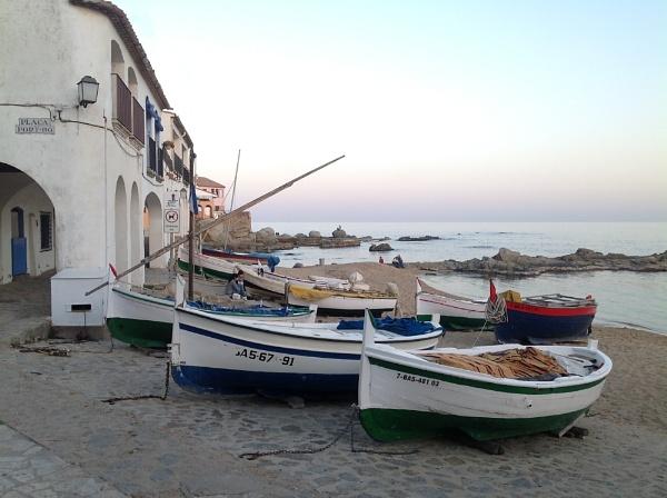 Calella de Parafrugells, Costa Brava by EnglishPhotographer
