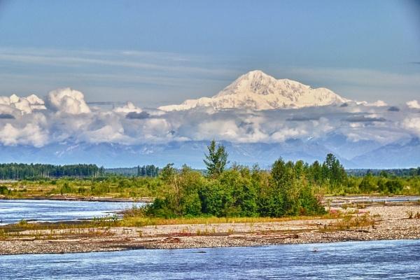 Denali / Mount McKinley by tony_hoops