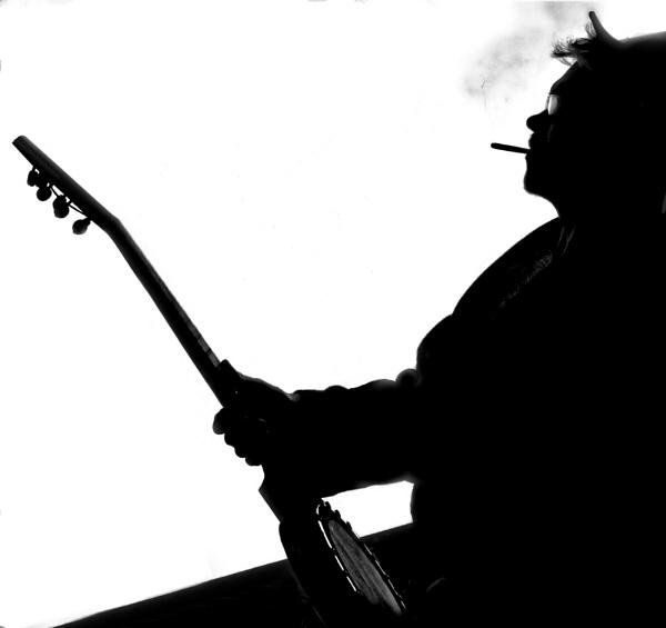 the banjo player by reflectionsinlight