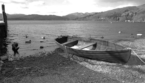 Abandoned Rowboat at Windermere by photohog69