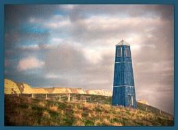 Samphire Hoe Lighthouse