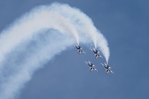 Thunderbirds by nobby1
