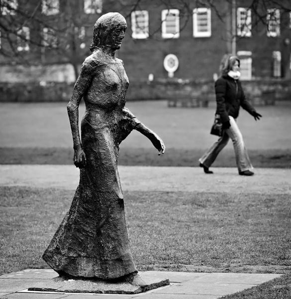 Elizabeth Frink Sculpture.