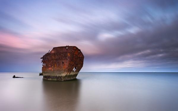 Rusted Away by garymcparland