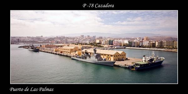 P-78 Cazadora by MrBMorris