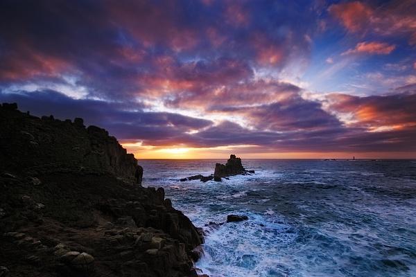 The Westering Sun by BillyGoatGruff