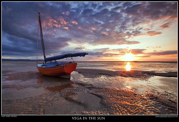 Vega In The Sun by MarkBroughton