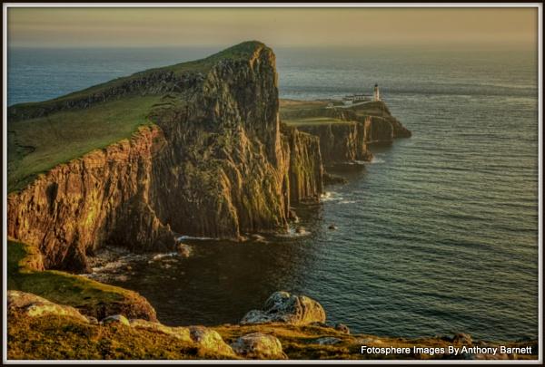Neist lighthouse Skye by fotosphere