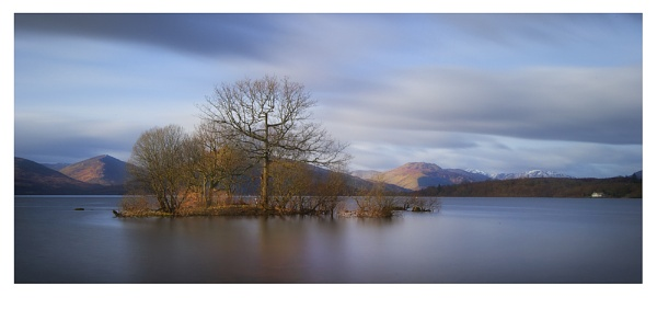 Milarrochy Bay Loch Lomond by Outlander