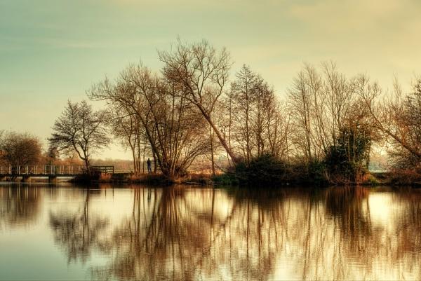 Earlswood Lakes by edjbartos