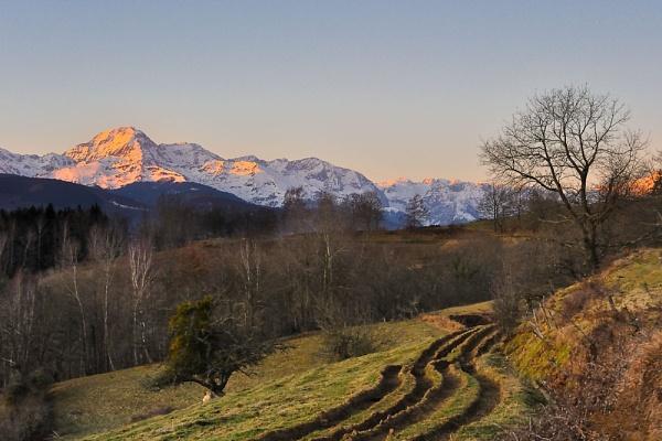 Gascon Sunrise III by Escaladieu