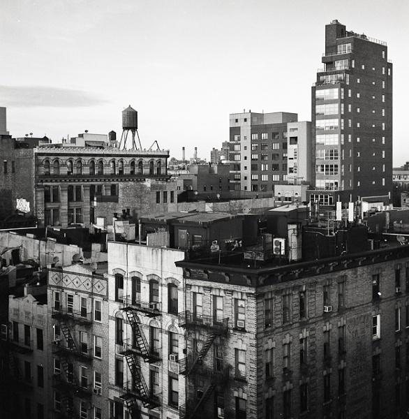 Cityscape by JE